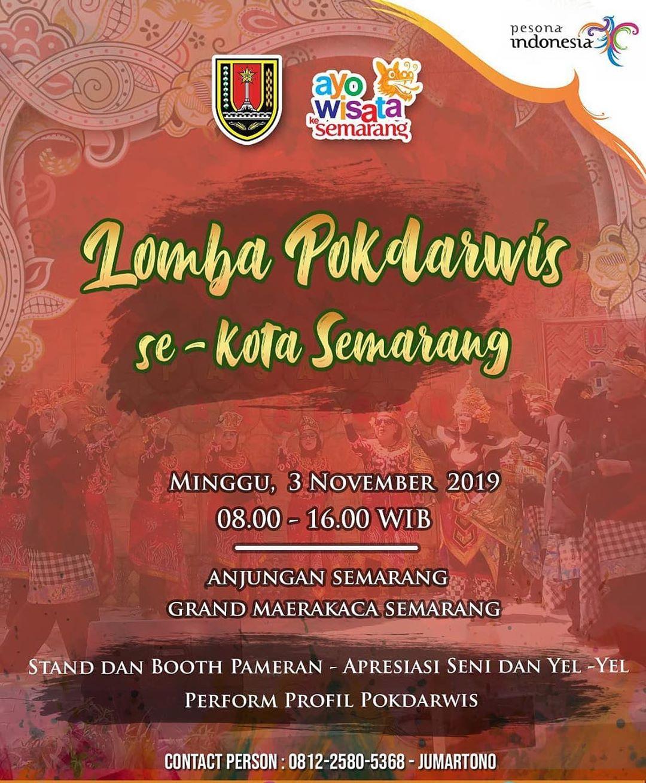 Lomba Pokdarwis Sekota Semarang