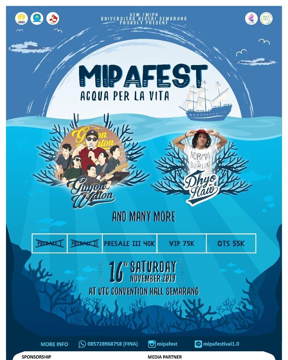 Mipafest Acqua Per Lavita