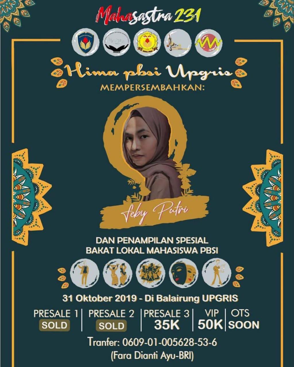 Mahasastra 231 Hima Pbsi Kabinet Magnum Universitas Pgri Semarang