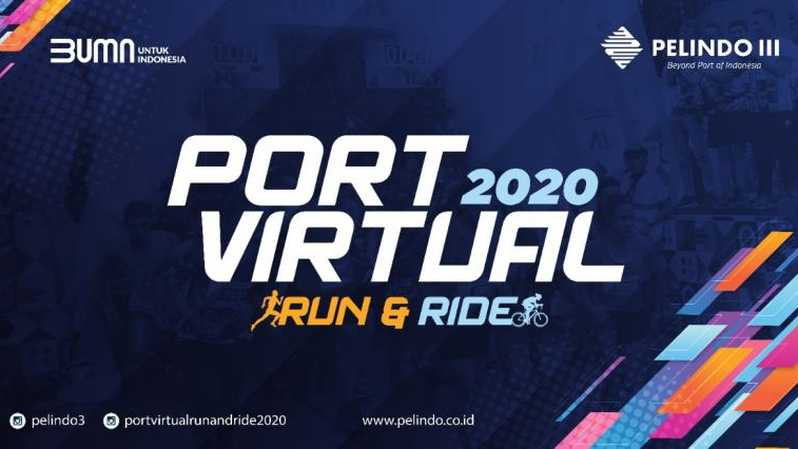 PELINDO 3 PORT VIRTUAL RUN & RIDE 2020