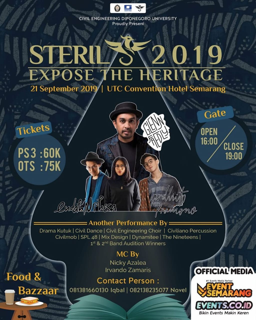 Steril 2019  Expose The Heritage