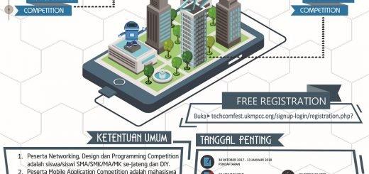 Techcomfest – Politeknik Negeri Semarang