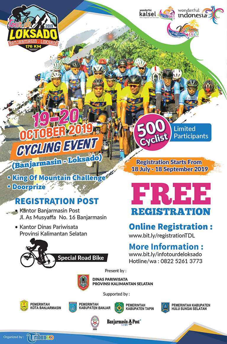 Tour De Loksado Cycling Event 2019