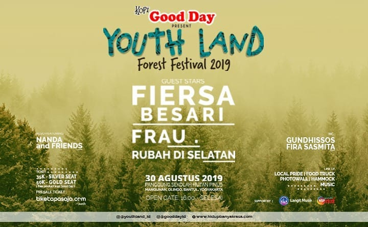 Youth Land Forest Festival 2019