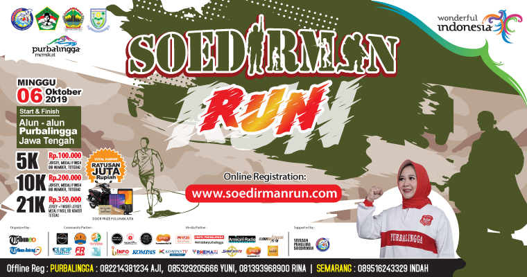 Soedirman Run 2019