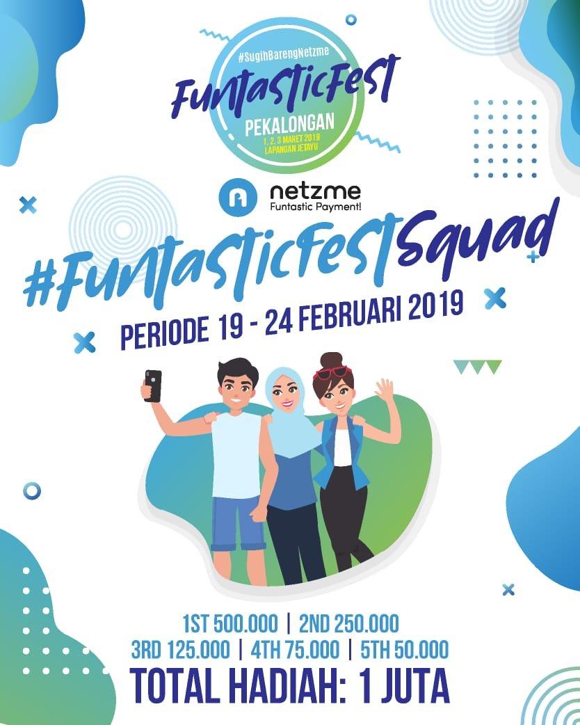 Event Pekalongan :funstasticfestsquad