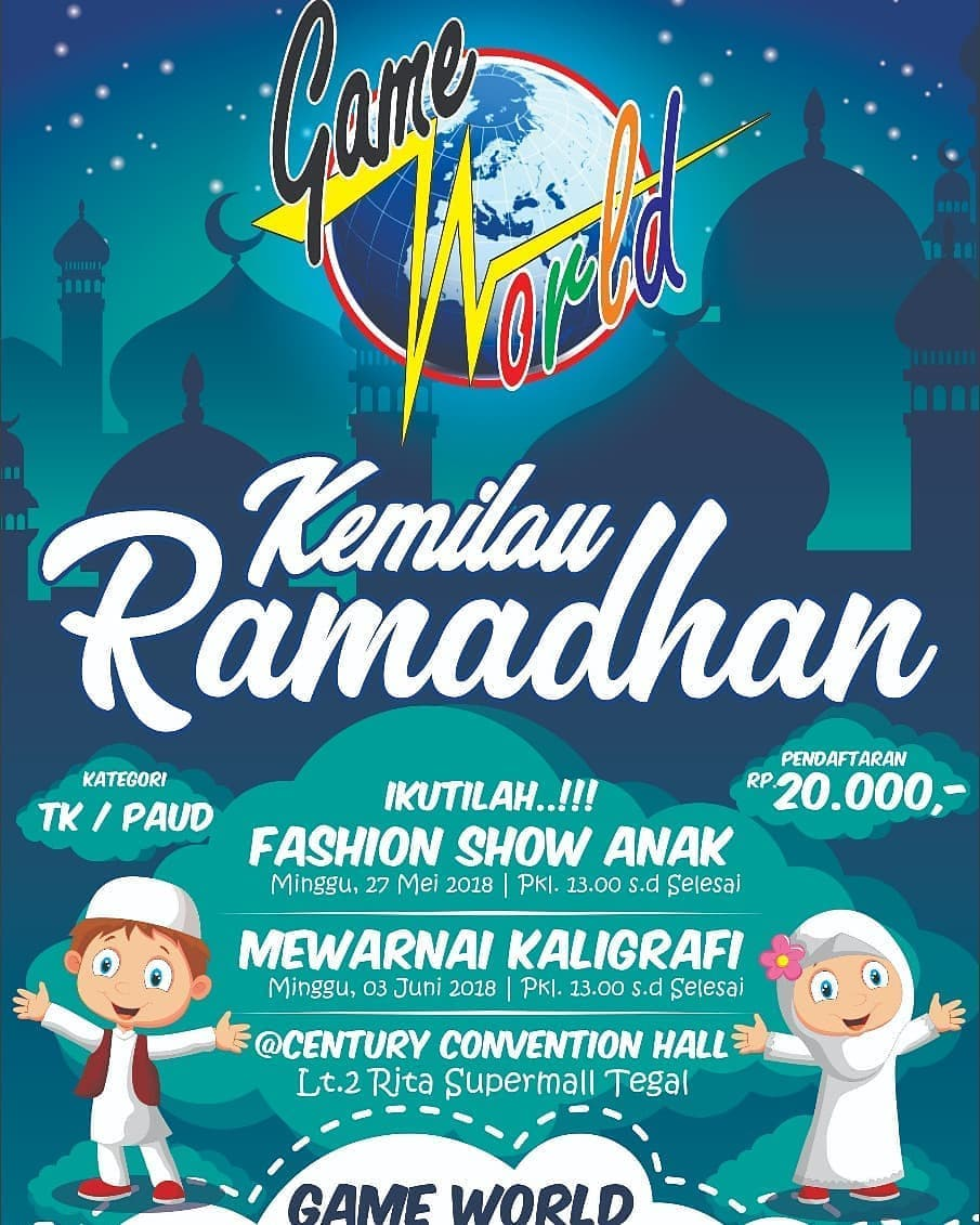 Event Tegal - Kemilau Ramadhan