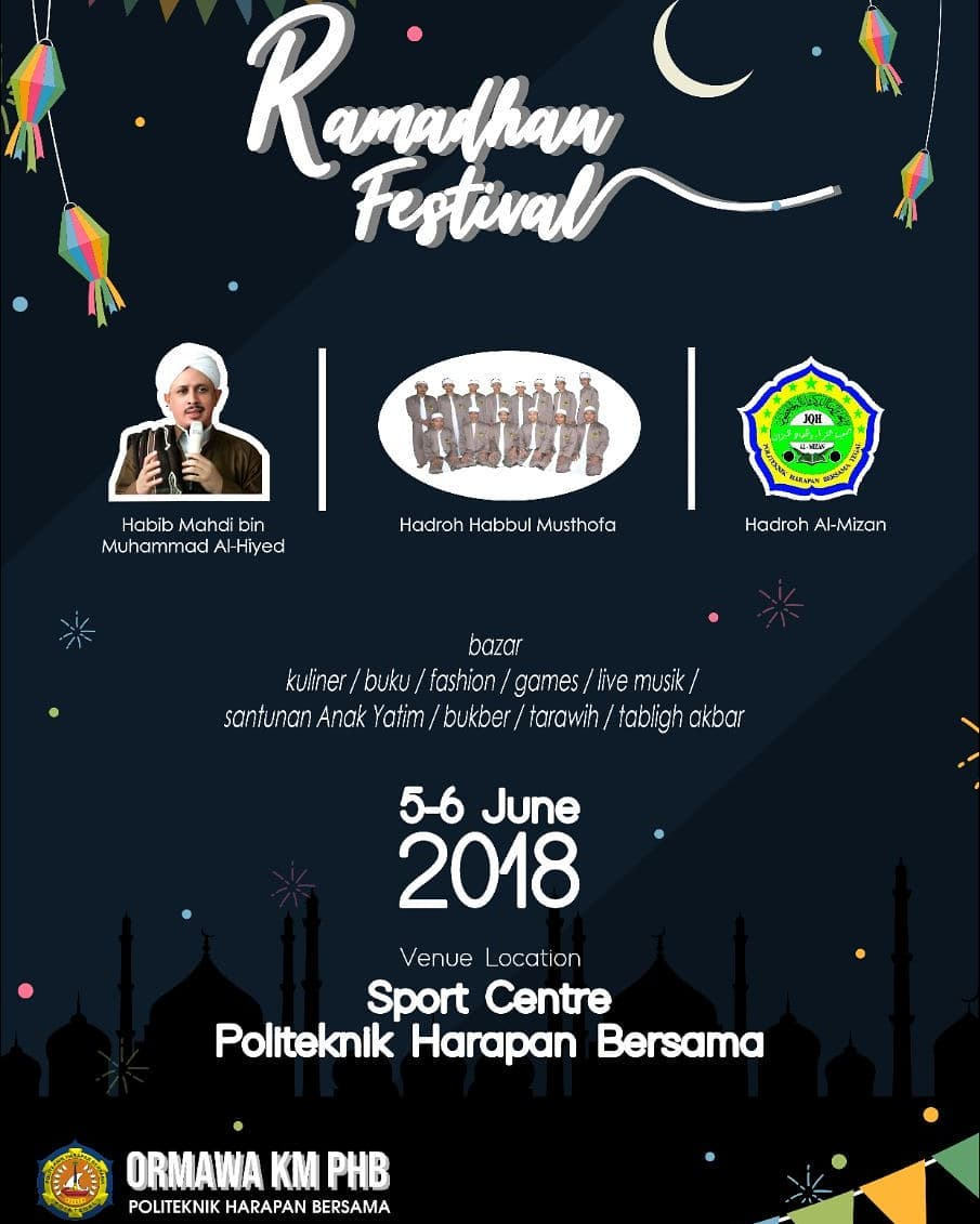 Event Tegal - Ramadhan Fest