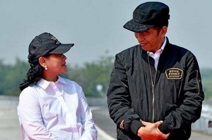 Jokowi Berhasil Takhlukkan Hati Iriana Berkat Makanan Murah!