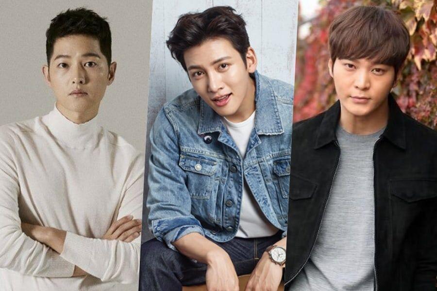 10 Drama Korea Yang Menunjukkan Kembalinya Aktor Korea Dari Wajib Militer