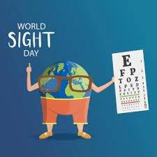 Ilustration World Sight Day