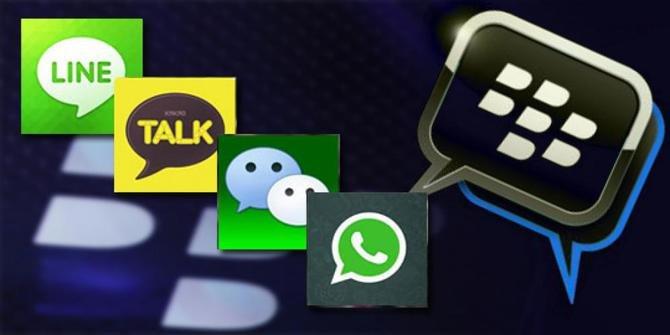 3 Aplikasi Instant Messaging Yang di Gunakan Sesuai Usia dan Kebutuhan