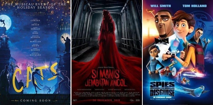 Jadwal Film Bioskop yang tayang hari ini di Semarang
