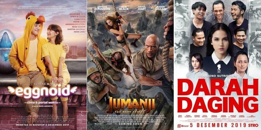 3 Film yang Release Desember 2019 di Minggu Pertama