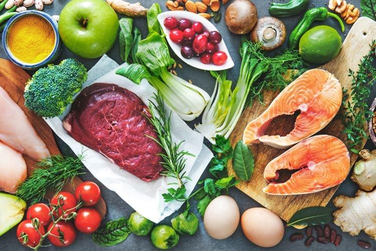 3 Makanan Utama untuk Umur Lebih Panjang