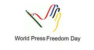 3 Mei : World Press Freedom Day.