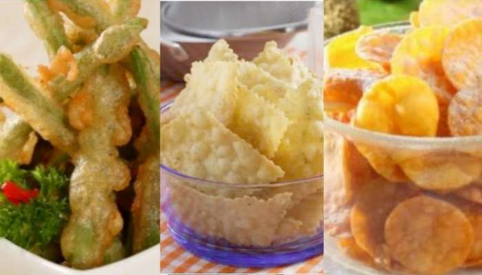 3 Resep Camilan Kripik Antimainstream Nih Patut Dicoba