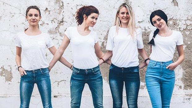 4 Model Celana Jeans Perempuan Terpopuler