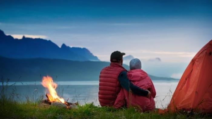 4 Tempat Terbaik Camping di Jogja