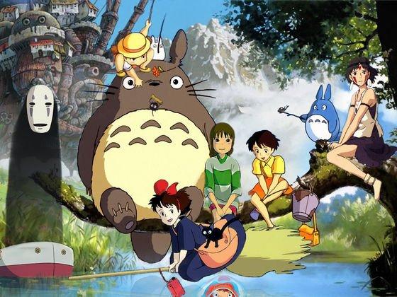 5 Karakter Menggemaskan Buatan Studio Ghibli