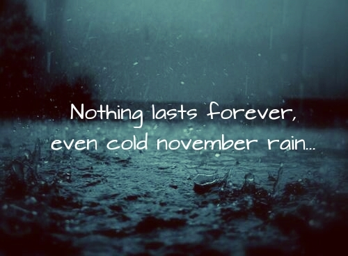 Bulan November identik dengan musim dingin.