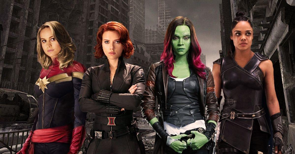 7 Superhero Wanita Marvel yang Cantik dan Tangguh, Pesonanya Bikin Meleleh!