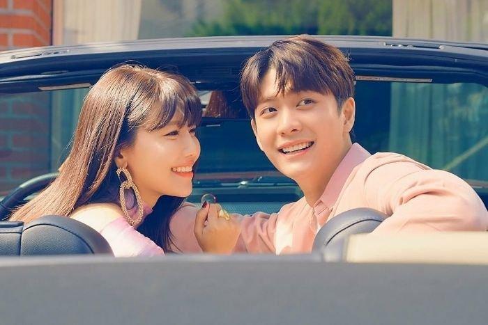 Drama Korea 'Run On'.