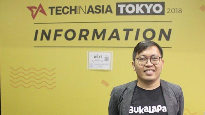 Achmad Zaky,CEO Bukalapak mengakui kekhilafannya pasca cuitannya di Twitter.