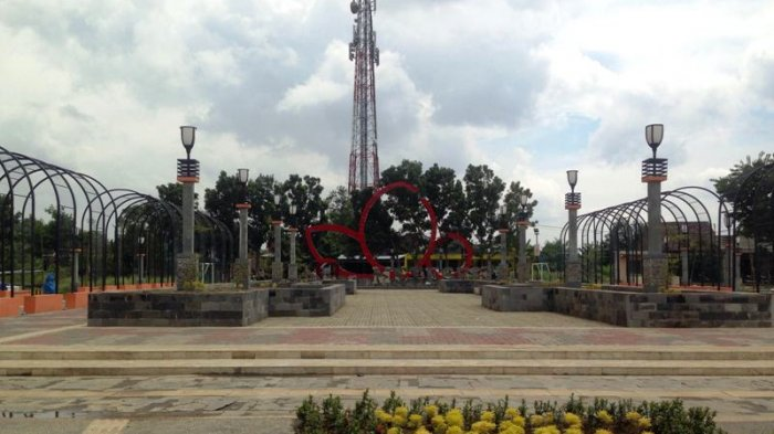 Ada Yang Baru Nih Guys! Taman Baru di Pinggir Kota Semarang.