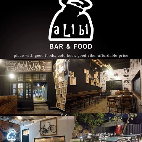 Alibi Bar And Food Semarang - Cafe, Bar & Spot Foto Menarik