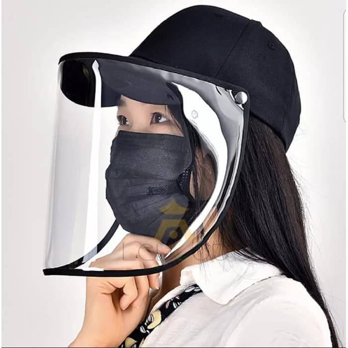Ampuhkan Face Shield Untuk Mencegah Penularan Covid-19?