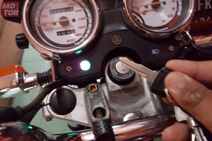 Anak Kunci Motor Gampang Copot Saat Kontak di Posisi On? Tenang, Solusinya Cuma Rp 15 Ribuan