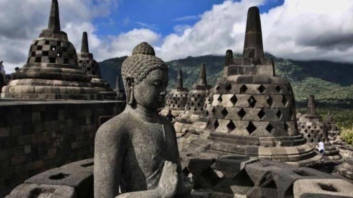 Angka Pelancong Mancanegara Berkurang di Jawa Tengah