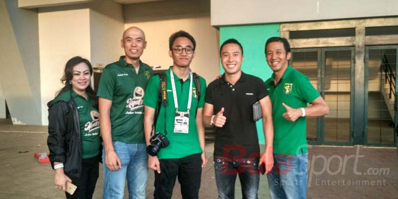 Arthur Irawan di Persebaya Surabaya