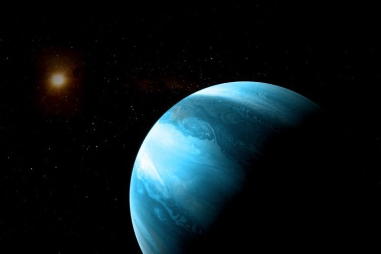 Astronom Temukan Planet Raksasa