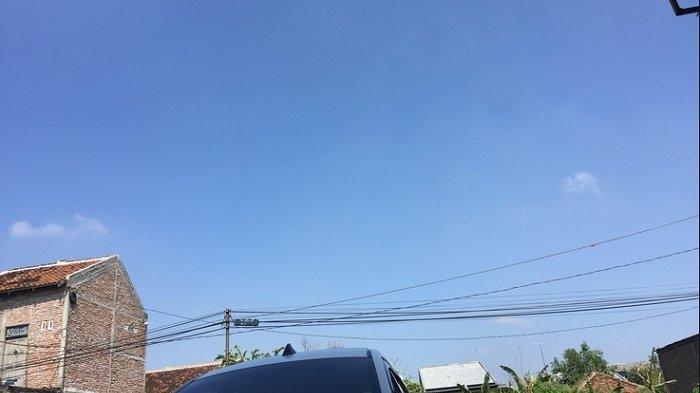 Kondisi cuaca di bangetayu,genuk, Semarang.