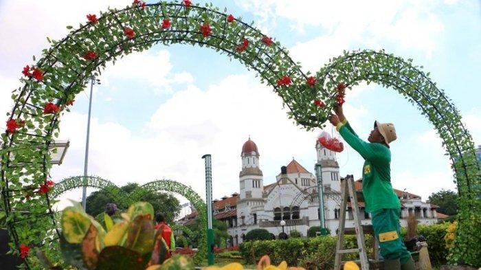 BMKG Perkiraan cuaca Kota Semarang