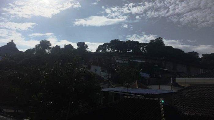 BMKG Perkirakan hujan ringan di Kota Semarang