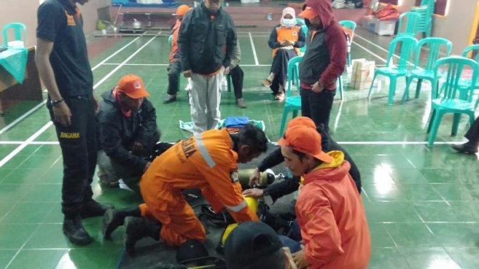Pelatihan Destana di desa Dieng Kulon Kecamatan Batur Banjarnegara