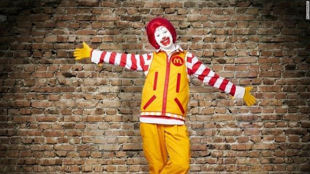 Badut Ronald  Tak Lagi Jadi Ikon McDonalds