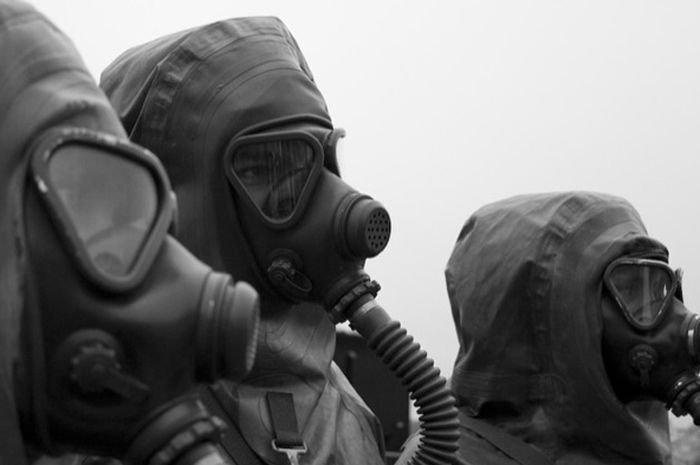 Bahayanya Gas Saraf Bila Kena ke Tubuh