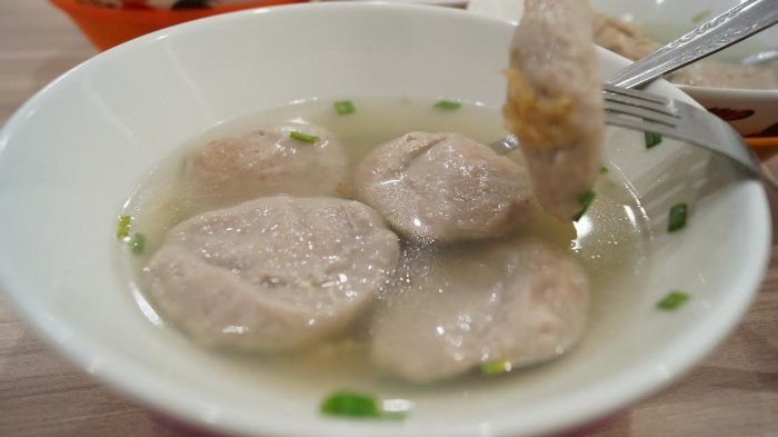 Bakso Gepeng Indra, Bakso Antimainstream