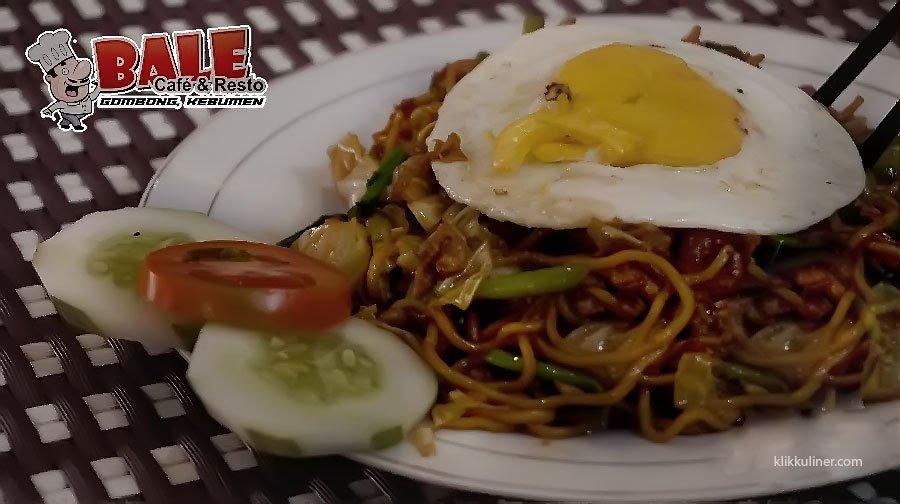 Bale Cafe and  Resto, Tempat Nongkrong Asik di Kebumen