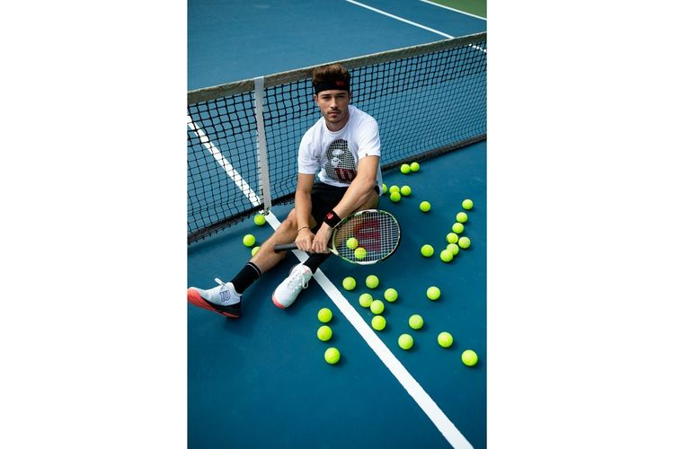 Bape X Wilson Memasuki Dunia Tennis