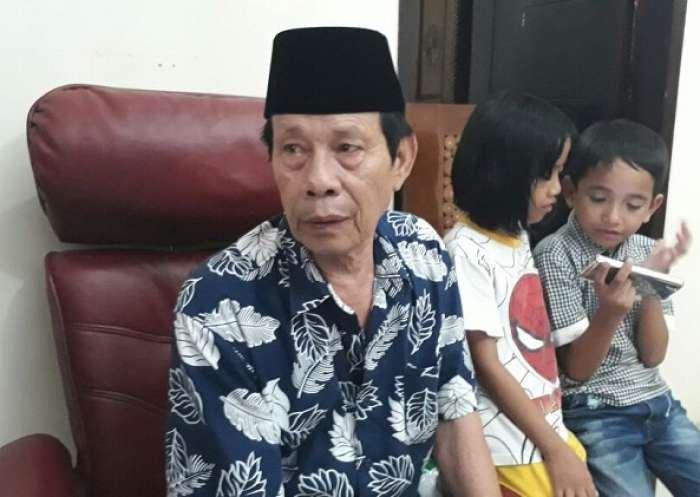 Baru 3 Bulan Istri Meninggal, Pelawak Malih Tong Tong Menikah Dengan Seorang Gadis Belia