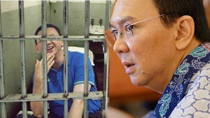 Bebas Besok, Ahok Berencana Akan ke Belitung dan Liburan ke Jepang
