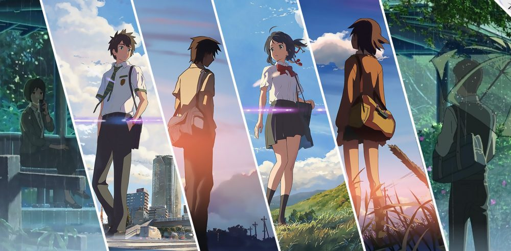 Bikin Baper! Film Animasi Karya Makoto Shinkai Ini Wajib Kamu Tonton.