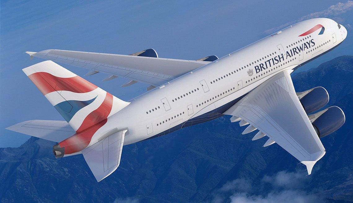 Ilustrasi British Airways