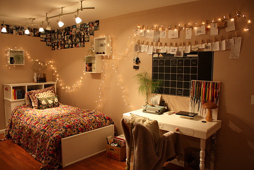 Suasana baru kamarmu akan semakin membuatmu nyaman