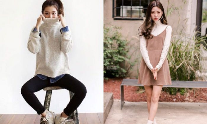 Cara Asik Buat Mix And Match Turtleneck Supaya Kamu Makin Kece